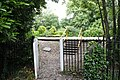 2019 at Shiplake station - footpath entrance.JPG