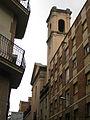 234 Carrer Montseny, campanar de Sant Felip Neri.jpg
