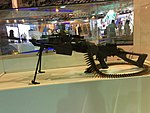 24- Saudi Border Guards Machine Gun (My Trip To Al-Jenadriyah 32).jpg