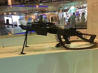 Vektor SS-77 - Saudi Border Guards Machine Gun