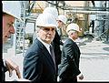24.04.2009 Werner Faymann in Haidach Steyr (3478965653).jpg