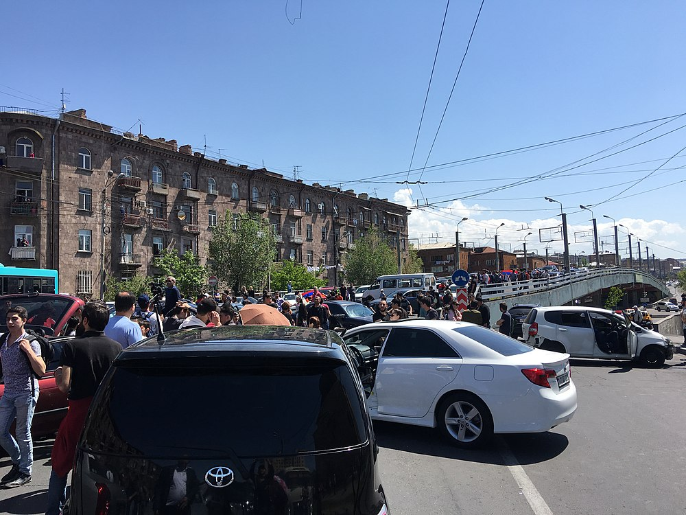 26.04.2018 Protest Demonstration, Yerevan 001.jpg