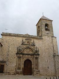27736 Úbeda IS Nicolás de Bari Portada O renacentista & N.jpg