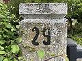 29, rue des Andrés, numéro de rue à Saint-Maurice-de-Beynost (Ain, France).jpg