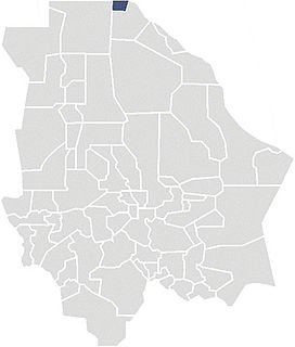Second Federal Electoral District of Chihuahua federal electoral district of Mexico