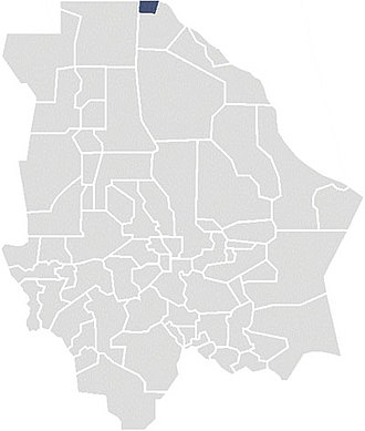 Second Federal Electoral District of Chihuahua - District Chih-II