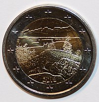 2 Euro - Finnische Nationallandschaft Koli.jpg