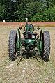 3ème Salon des tracteurs anciens - Moulin de Chiblins - 18082013 - Tracteur John Deere 40 W - 1946 - arrière.jpg
