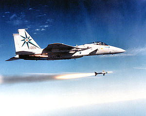 318th Fighter-Interceptor Squadron - F-15 Eagle of the 318th Fighter Interceptor Squadron