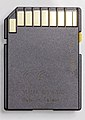 32 GB SDHC Card, Transcend, rear-2417.jpg
