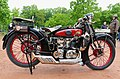 33 Internationale Ibbenbuerener Motorrad Veteranen Rallye 2013 DKW 1927 01.jpg