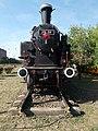 376,531 locomotive, front, 2018 Mezőkövesd.jpg