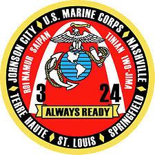 3 24 Marines Logo