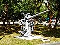 3 Inch 50 Caliber Anti-Aircraft Gun Display at Chengkungling Left View 20121006.jpg