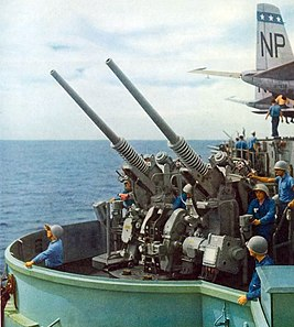 3in50 Mk 33 mount on USS Wasp (CVA-18) c1954.jpg