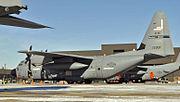 403d WG Lockheed Martin WC-130J Hercules 98-5307
