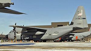 403d Wing - 403d WG Lockheed Martin WC-130J Hercules 98-5307