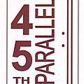 45th Parallel logo, Portland, Oregon.jpg