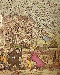 lluvia de ranas y peces, Wikipedia