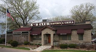 5-8 Club restaurant in Minneapolis, Minnesota