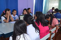 5th Waray Wikipedia Edit-a-thon 17.JPG