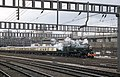 6024 King Edward I at London Paddington after working The Inter-City from Tyseley in March 2002.jpg