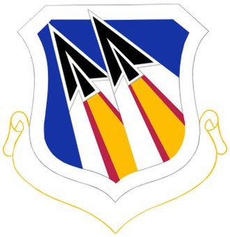 73d Air Division - Image: 73d Air Division crest
