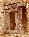 7th-century Kharod temple Ganga and Yamuna goddesses, Chhattisgarh, archive late 19th century.jpg