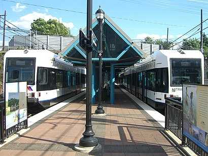 How to get to Tonnelle Ave with public transit - About the place