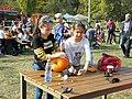 8. Bucuresti, Romania. Pumpkin Fest. Primul Festival de Holloween din Romania. Oct. 2019. (Atelier de creatie).jpg