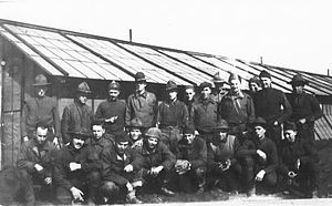 106th Air Refueling Squadron - 800th Aero Squadron - Flight B, 1st Aerial Artillery Observation School (1st AAOS).