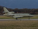 9H-GMT Dassault Falcon 900EX F900 - MLM (24545571459).jpg