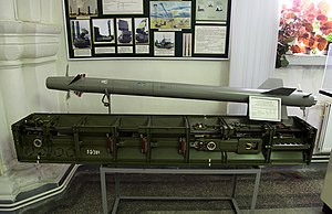 9M37 surface-to-air missile of Strela-10 system.jpg