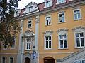 A162, Poznań, klasztor Franciszkanów przy ul. Franciszkańskiej 2 (3). Ysbail.jpg