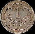AHK 1 heller 1899 reverse.jpg