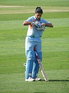 Anjum Chopra Indian cricketer
