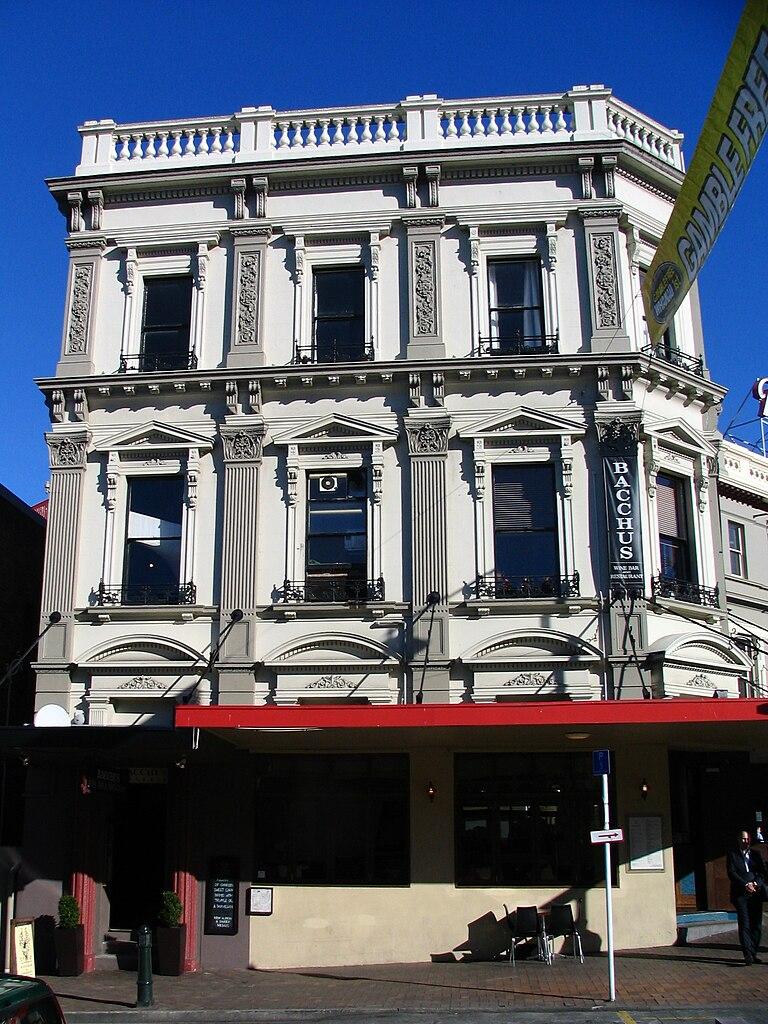file anz bank building 159 stuart street dunedin nz1