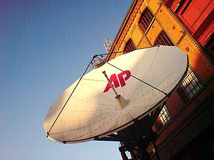 Associated Press - The APTN Building in London