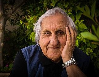 A. B. Yehoshua Israeli writer