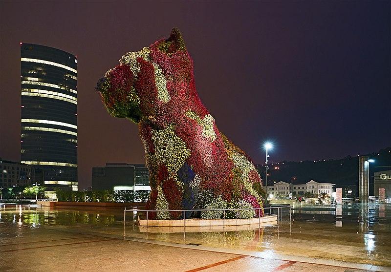 File:A Bibao - Puppy - de Jeff Koons.jpg