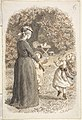 A Mother and Two Children Playing Blind Man's Bluff MET DP802824.jpg