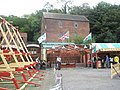 A Victorian funfair within Blists Hill Open Air Museum - geograph.org.uk - 1461896.jpg