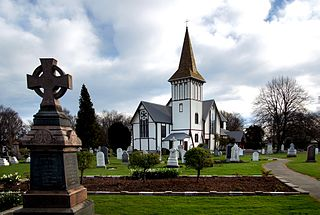 St Pauls Anglican Church, Papanui Anglican church building in New Zealand
