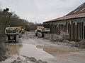 A day off for dumper trucks - geograph.org.uk - 1740309.jpg
