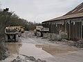 A day off for dumper trucks - geograph.org.uk - 1740309.jpg