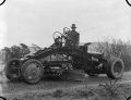 A grader working on the road at Upper Hutt, 1936 ATLIB 306472.png