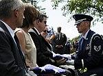 A hero's long journey home, Capt. Virgil Meroney remains repatriated 120609-F-QD538-368.jpg