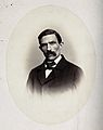 A man, head and shoulders. Photograph by L. Haase after H.W. Wellcome V0029512.jpg