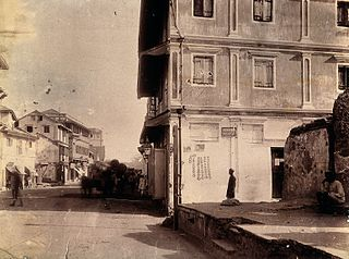 Bombay plague epidemic