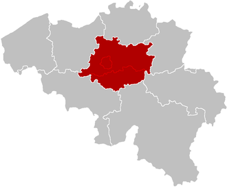 Roman Catholic Archdiocese of Mechelen-Brussels - Image: Aartsbisdom Mechelen Brussel